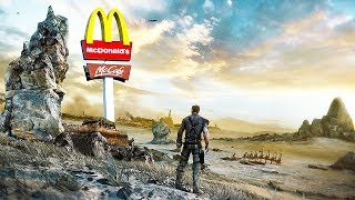 10 BIGGEST Open World Games Ever Made | Chaos