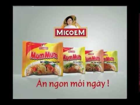 Phim quảng cáo TVC mỳ Mummum ăn ngon mỗi ngày