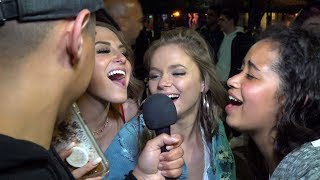 Girls Moaning in the Microphone 
