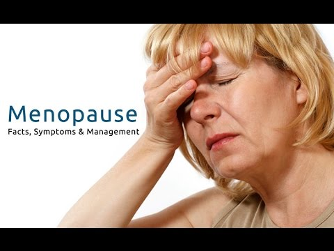 Menopause facts, menopause age, signs & symptoms and management
