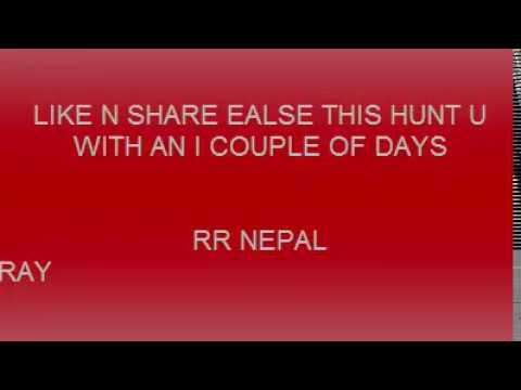 REAL GHOST NEPAL