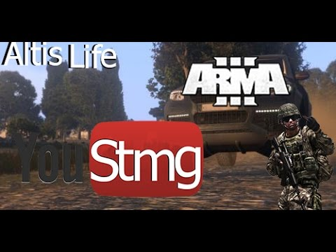 Arma 3 Altis Life - Synergy Life ATTAQUE D'UN TRANSPORT D'ARMES MILITAIRE QUI FINI MAL !