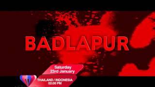 badlapur Big Bang Movie on Zee TV APAC