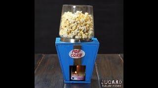 DIY Popcorn Machine