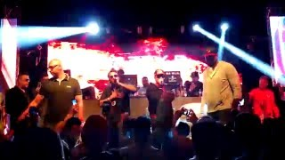 Dynamite - Jazzy B, Roach Killa, Dr Zeus Live on stage