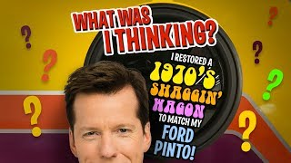 What Was I THINKING? I Restored a 1970's Shaggin' Wagon To Match My Ford Pinto! | JEFF DUNHAM