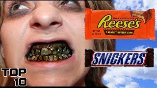 Top 10 Worst Candy For You To Eat