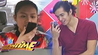 It's Showtime ToMiho: Miho got mad at Tommy