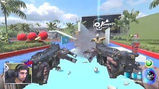 WIPEOUT COURSE! - BLACK OPS 3 CUSTOM ZOMBIES MODS