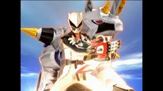 Power Rangers Jungle Fury - Path of the Rhino - Dom becomes the White Rhino Ranger