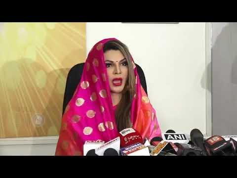 Xxx Mp4 MeToo Rakhi Sawant Full Press Conference Tanushree Dutta Nana Patekar 3gp Sex