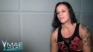 Shayna Baszler still has work to do: Exclusive, Sept. 7, 2017
