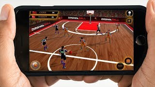 Top 10 Best Basketball Games For IOS and Android 2018
