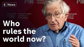 Noam Chomsky full length interview: Who rules the world now?