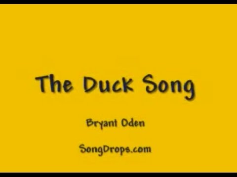 The Duck Song The original video that started it all