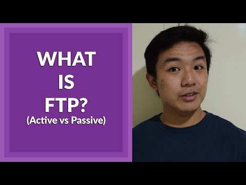 What is File Transfer Protocol? (Active vs Passive Mode)
