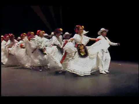 Ballet Folklorico de Veracruz colas