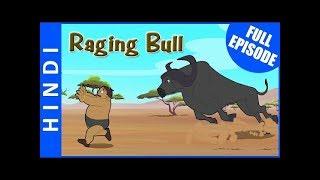 Chhota Bheem - Raging Bull | Full Episodes in Hindi | S1E3A
