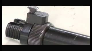 Browning Semi Auto 22 Japanese made barrel work tips