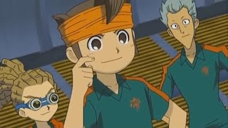 Inazuma Eleven Raimon VS Royal Academy III HD