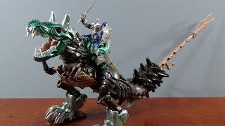 【最後の騎士王】MB-09 ダイノライドグリムロック!【トランスフォーマー】TRANSFORMERS MB-09