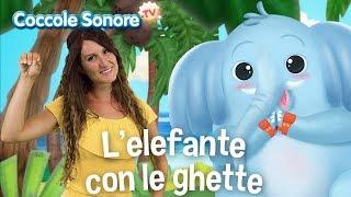 L'elefante con le ghette - Balliamo con Greta - Canzoni per bambini di Coccole Sonore