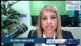 Secretos de Belleza de Gloria Hincapié, asesora de Ariadna Gutierrez