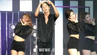 20170304 Lee Joon Gi Thank You Asia Tour in Singapore - Twice TT Dance cover by Lee Joon Gi