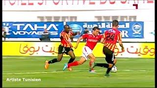 هدف حمزة لحمر من ضربة جزء خيالية - في مباراة النجم - الترجي - موفيولا ناجي الجويني