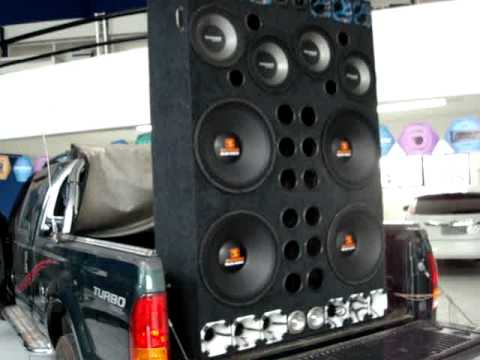 F250 Somacal Selenium SW4000 Soundigital