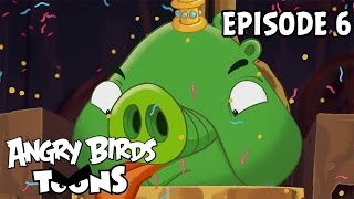 Angry Birds Toons | Pig Talent - S1 Ep6