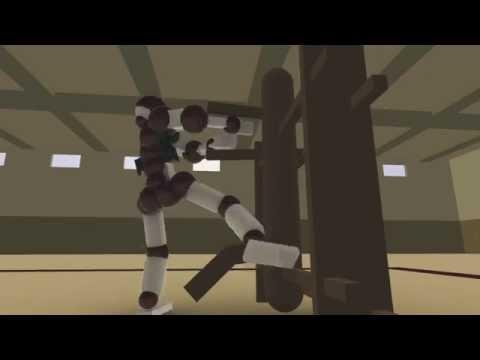 Binklawz The Martial Artist