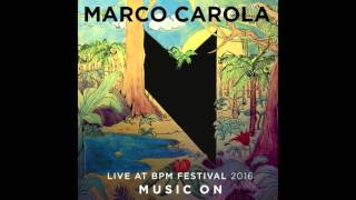 Marco Carola - Live at BPM Festival - January 10 2016