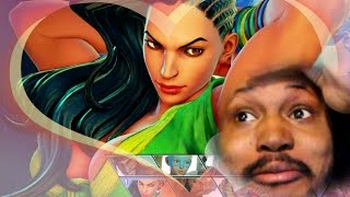 FIGHT YOU!? I'M TRYING TO WIFE YOU   Street Fighter V [Survival, Online Gameplay]
