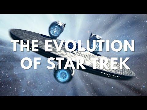 The Evolution of Star Trek in
