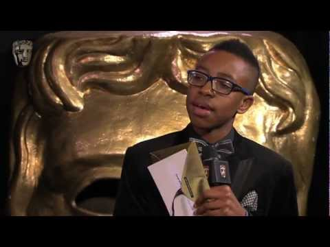 Khalil Madovi: BAFTA Children's Performer Award Winner 2012