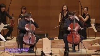 2CELLOS - Smooth Criminal (Live at Suntory Hall, Tokyo)