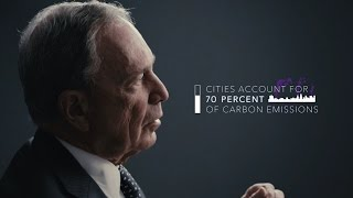 """""""Climate of Hope"""" – An Optimistic Conversation with Mike Bloomberg About Climate Change"""