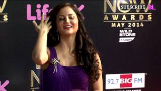 Red Carpet of Life OK Now Awards 2014   Elli Avram