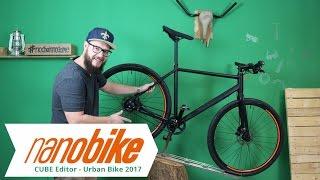 Cube Editor - Urban Bike 2017