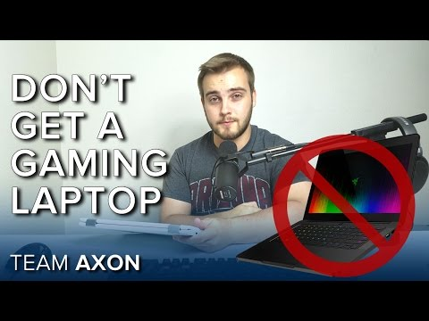 NEVER BUY A GAMING LAPTOP FOR COLLEGE Build a Desktop Instead