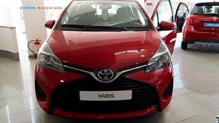 NEW 2017 Toyota Yaris - Exterior and Interior