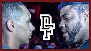 TONY D VS CHARLIE CLIPS | Don't Flop Rap Battle
