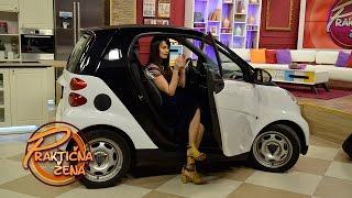 Praktična žena - Saveti za bolju organizaciju u automobilu