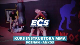 Kurs instruktora MMA - Poznań - Ankos