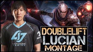 Doublelift Montage - Best Lucian Plays