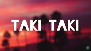 DJ Snake Taki Taki English song 2018-19 hit song By music lover film... #Taki Taki song,#englishsong