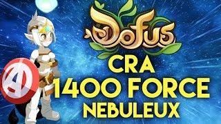 CRA 1400 FORCE NEBULEUX GNEU TAPER