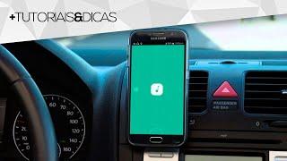 Como controlar seu CELULAR por comandos de voz (ótimo p/ usar no carro) - Drivemode