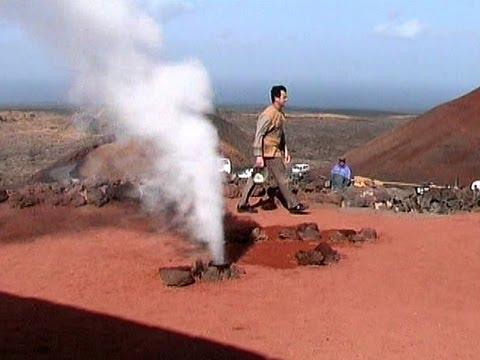Lanzarote Feuerberge Timanfaya